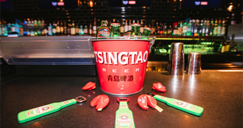 Tsingtao A brand to be reckoned with